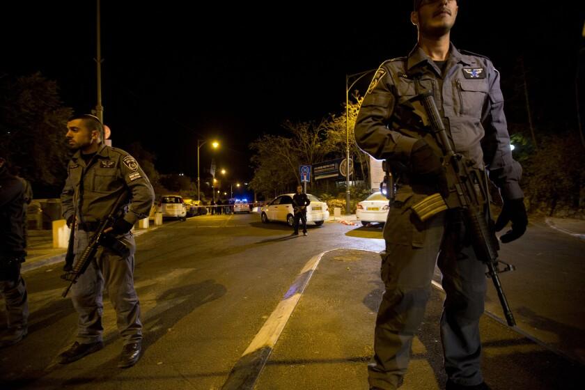 Earlier Israel shooting
