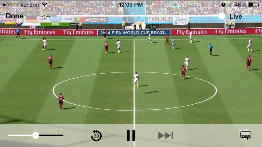 Univision's second-quarter profit soars with World Cup