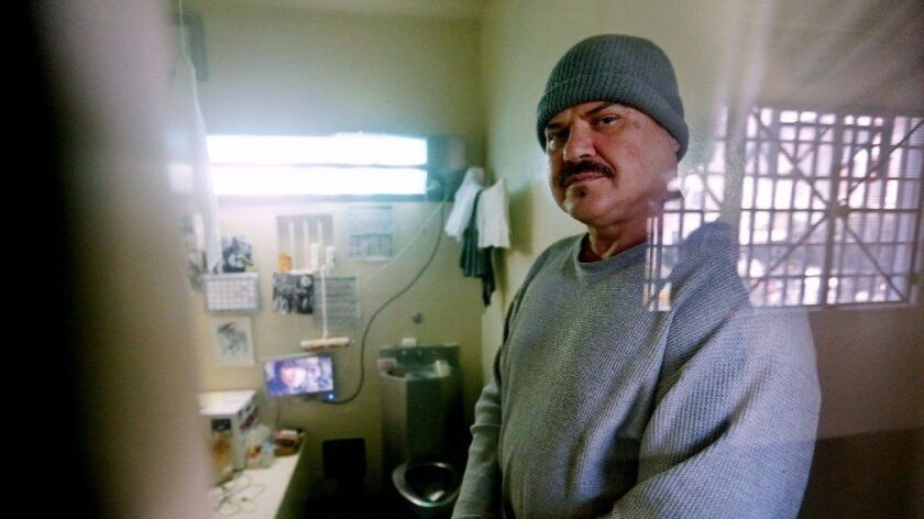 Death row inmate Scott Pinholster says DNA testing on evidence from his murder trial would prove his innocence, but the evidence was mistakenly destroyed by court employees.
