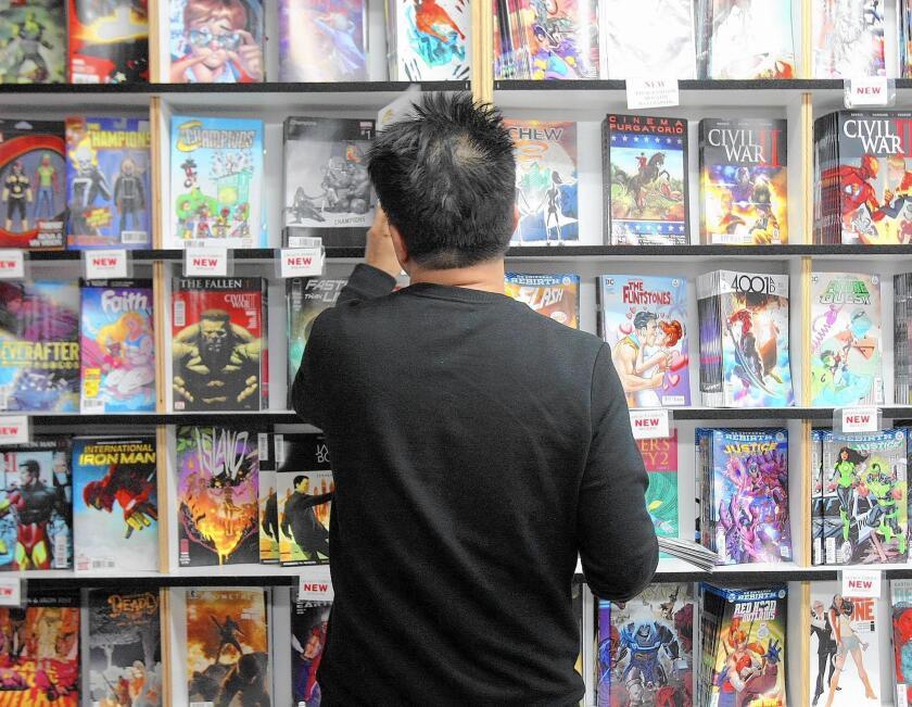 Legacy Comics