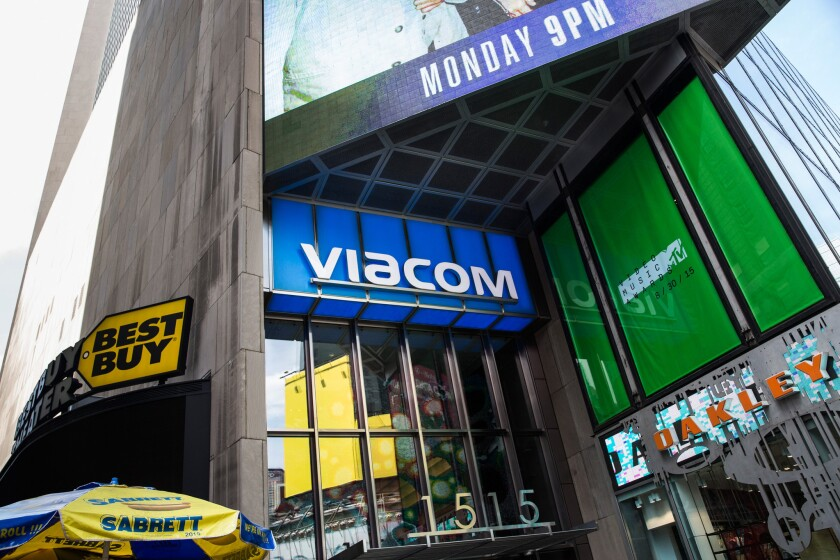 ViacomCBS' stock is down 68% since the two companies merged in December.