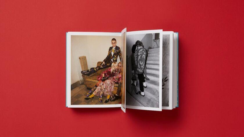 """Gucci's """"Hortus Sanitatis"""" book."""