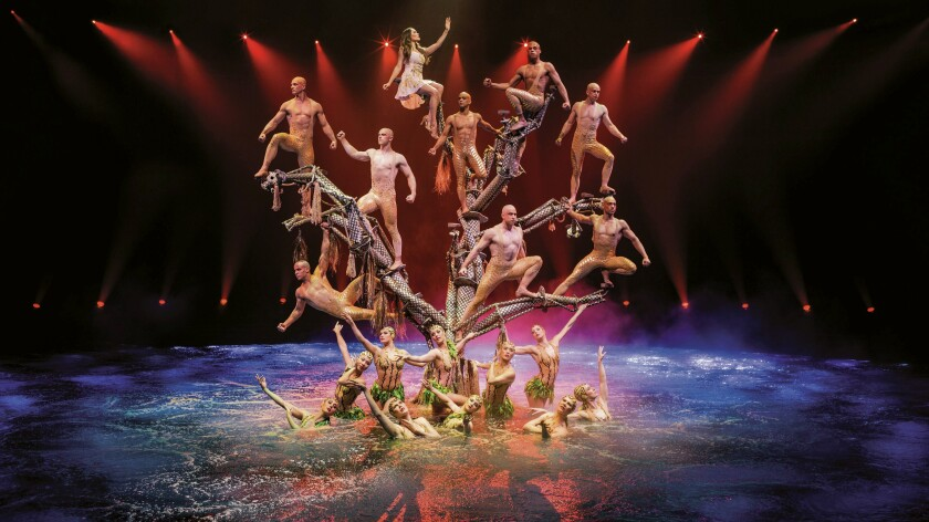 "The show ""Le Reve"" has closed at Wynn Las Vegas."