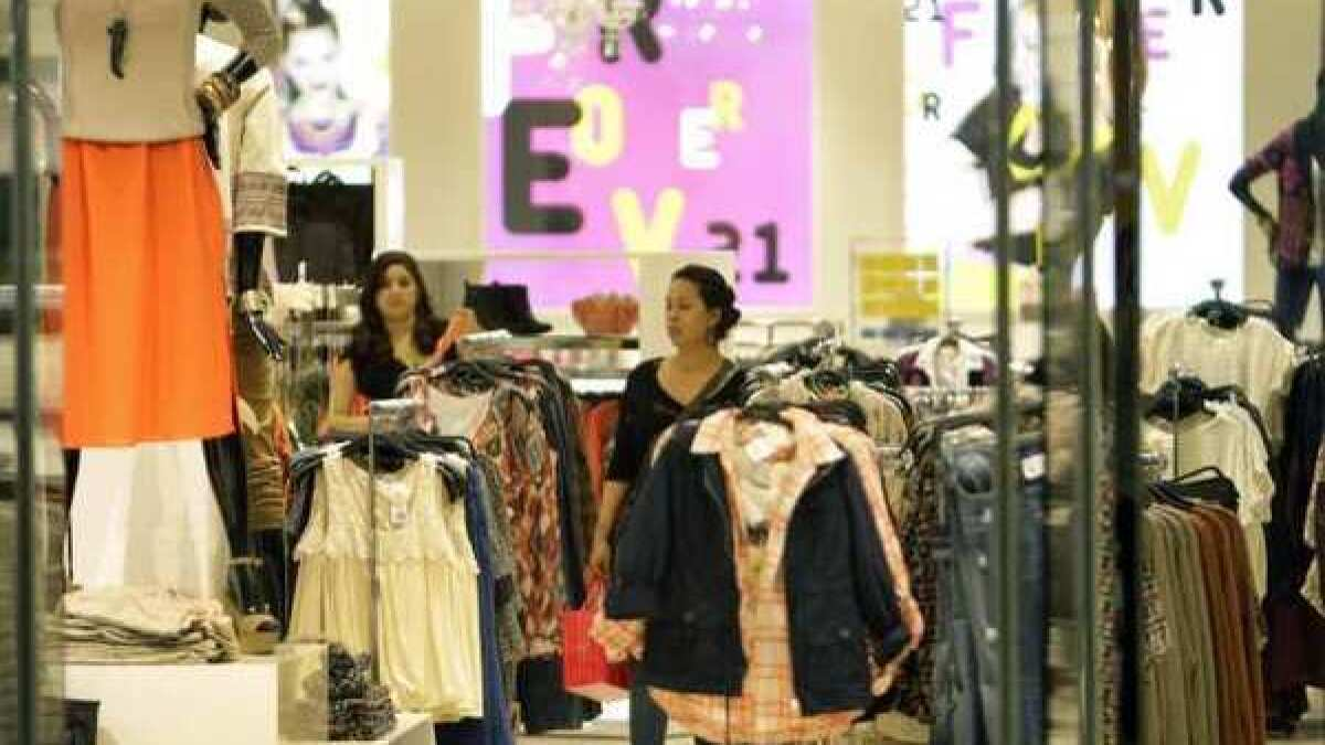 Forever 21 Store Closures 26 Are Possible In Southern California Los Angeles Times