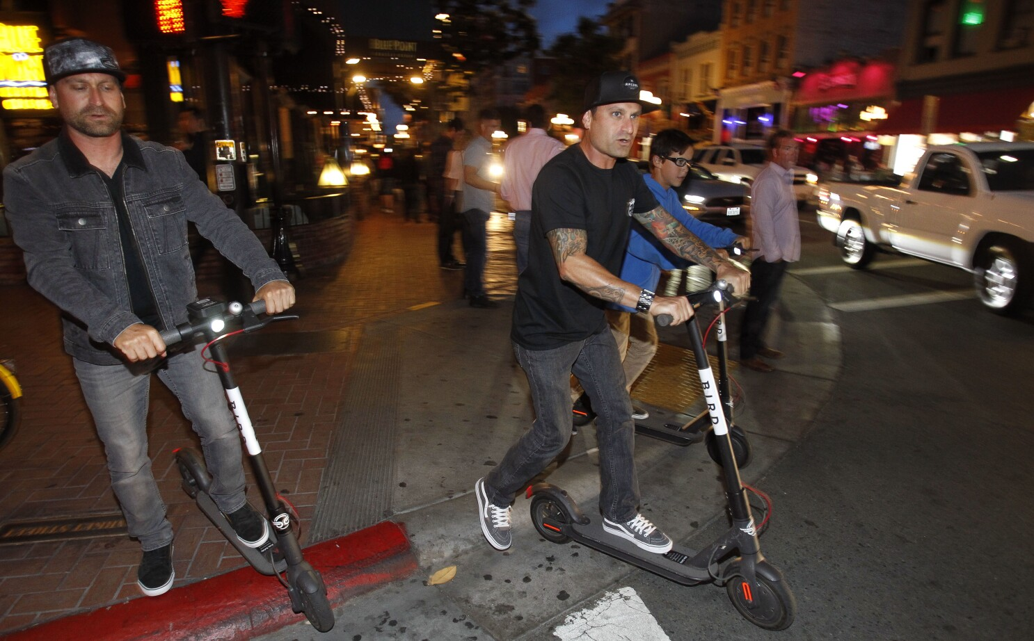 San Diego proposes midnight curfew, other rule changes for dockless e-scooters