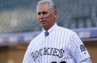 Rockies manager Bud Black returns to Petco Park