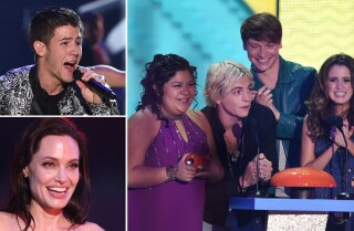 Kids' Choice Awards 2015: 5 OMG moments with 'Austin & Ally', Jolie and more