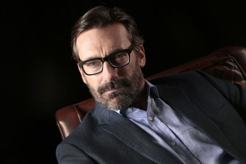 Jon Hamm Mines Russian Lit In Darkly Comic Young Doctor S