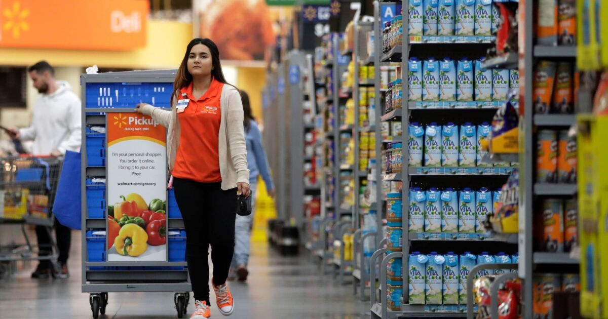 Retail Workers Jobs Are Transforming As Shoppers Habits Change