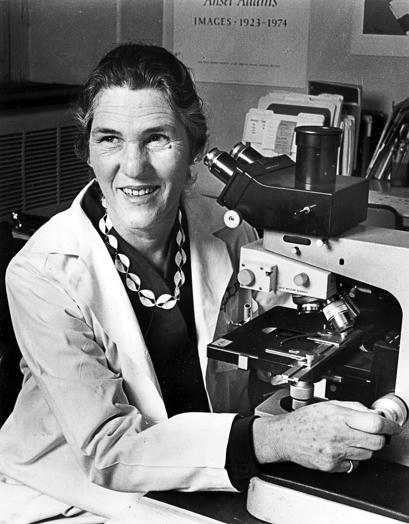 Dr. Janet Rowley's studies in genetics led to significantly better ways to diagnose and treat leukemia and other cancers.