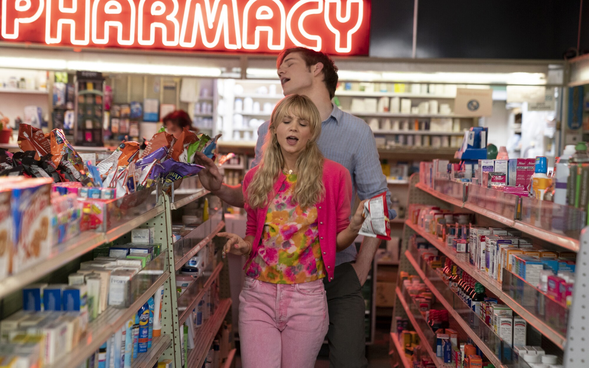 "Carey Mulligan and Bo Burnham in ""Promising Young Woman"""