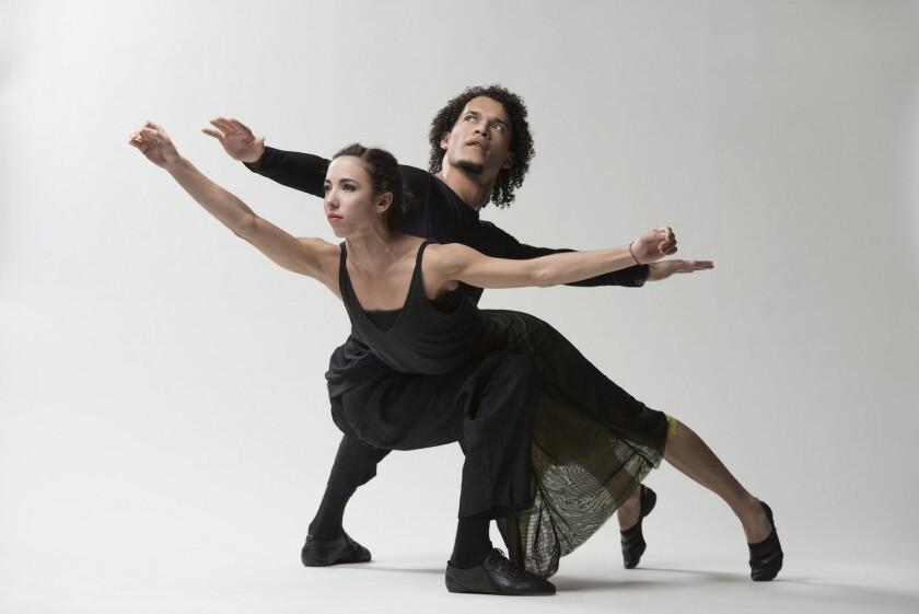 Cuba's Malpaso Dance Company. Photo by Nir Arieli
