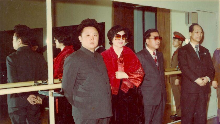 Kim Jong Il tapes