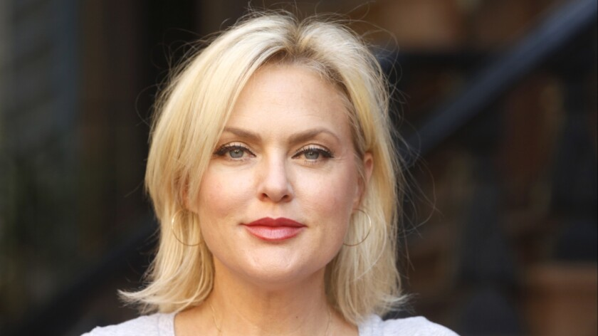 BROOKLYN, NEW YORK--SEPT. 05, 2018--Actress Elaine Hendrix played the character Meredith Blake in th