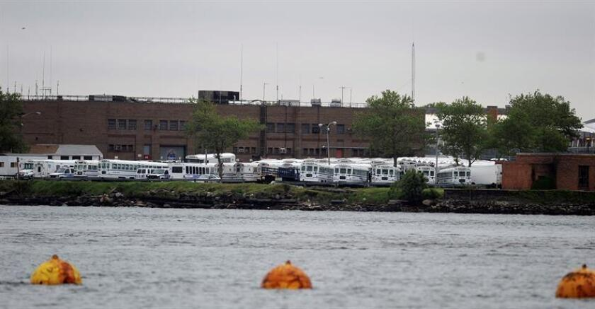 Cárcel neoyorquina de Rikers Island, Estados Unidos. EFE/Archivo