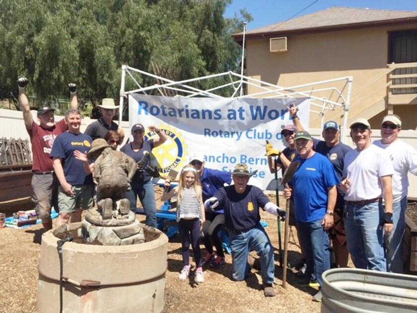 Rotarians at Work 2019 5