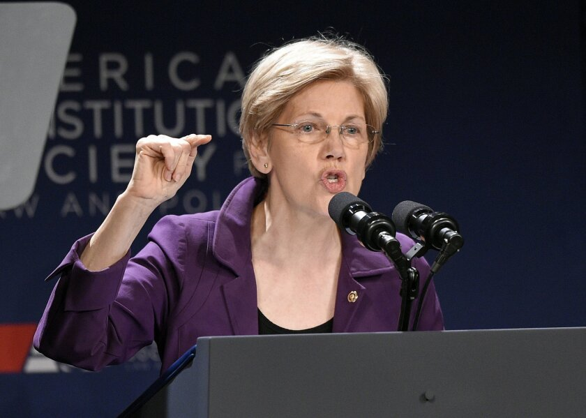 Sen. Elizabeth Warren has proposed eliminating tuition at public colleges and universities nationwide.