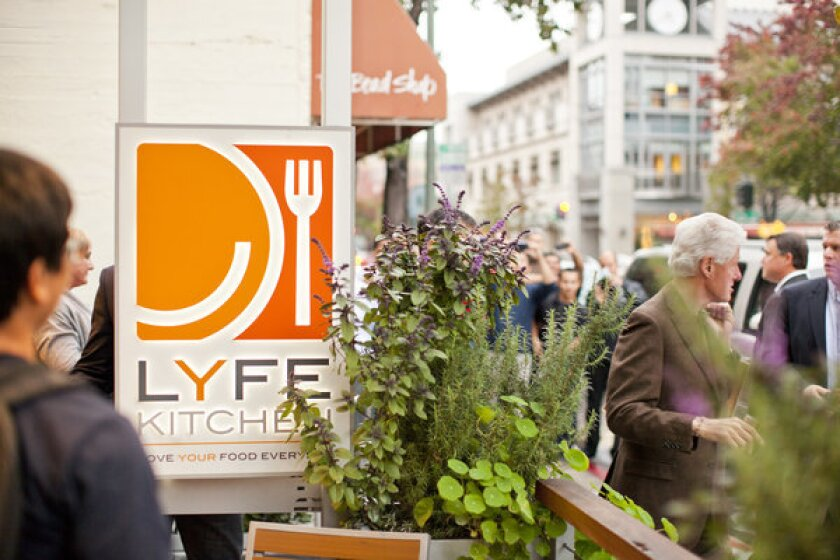 LYFE comes to SoCal with healthful food and McDonald\'s ...