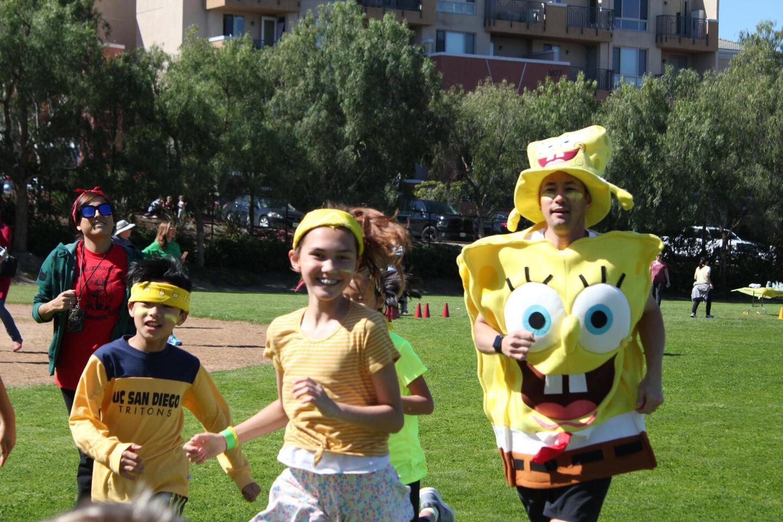SpongeBob SprintPants