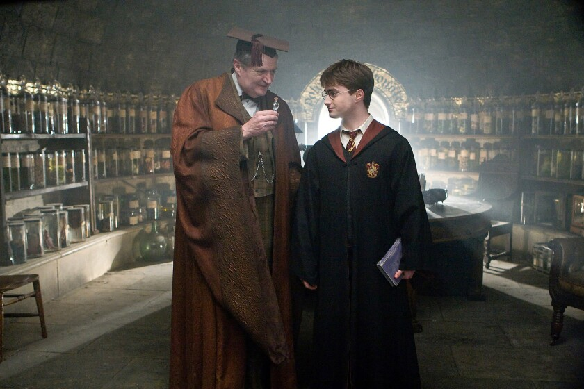 Harry Potter's alma mater Hogwarts is one of 12 wizarding school worldwide, J.K. Rowling says.