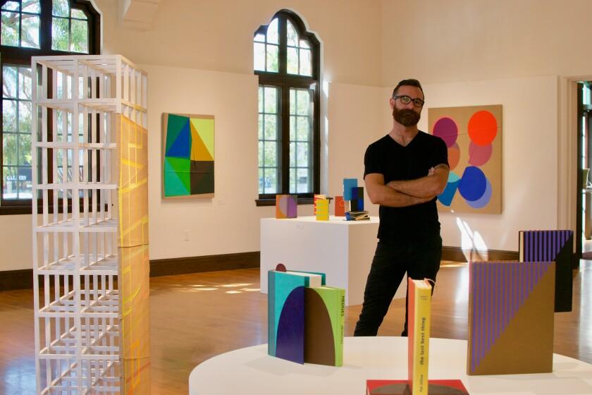 Artist Nikko Mueller