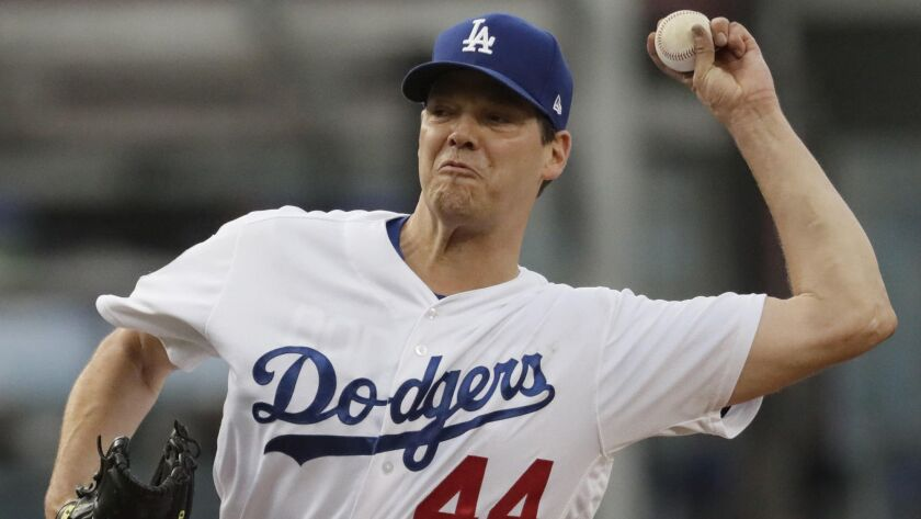 You think Rich Hill can't go through a lineup three times? Maybe you should think again.