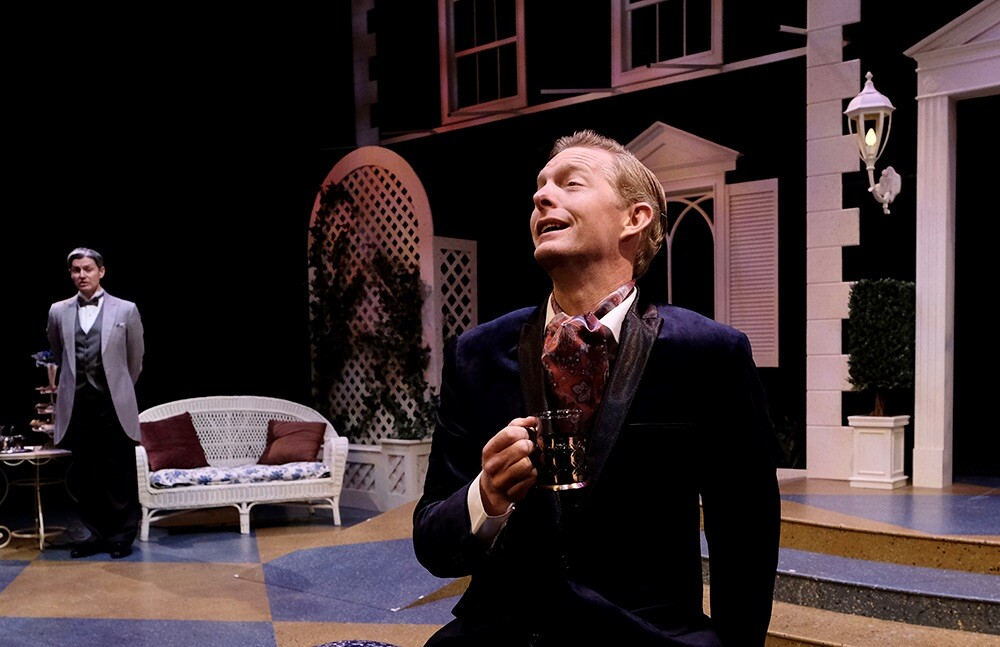 Review: 'Ring Round the Moon' delights at Lamb's Players Theatre