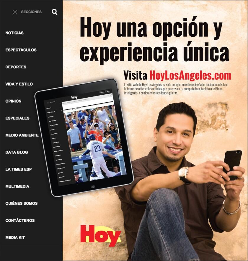 Con un diseño adaptable y diversos elementos de visualización interactiva, el sitio web llena un vacío digital en el periodismo en español de EE.UU.