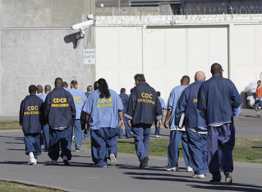 California prisoners