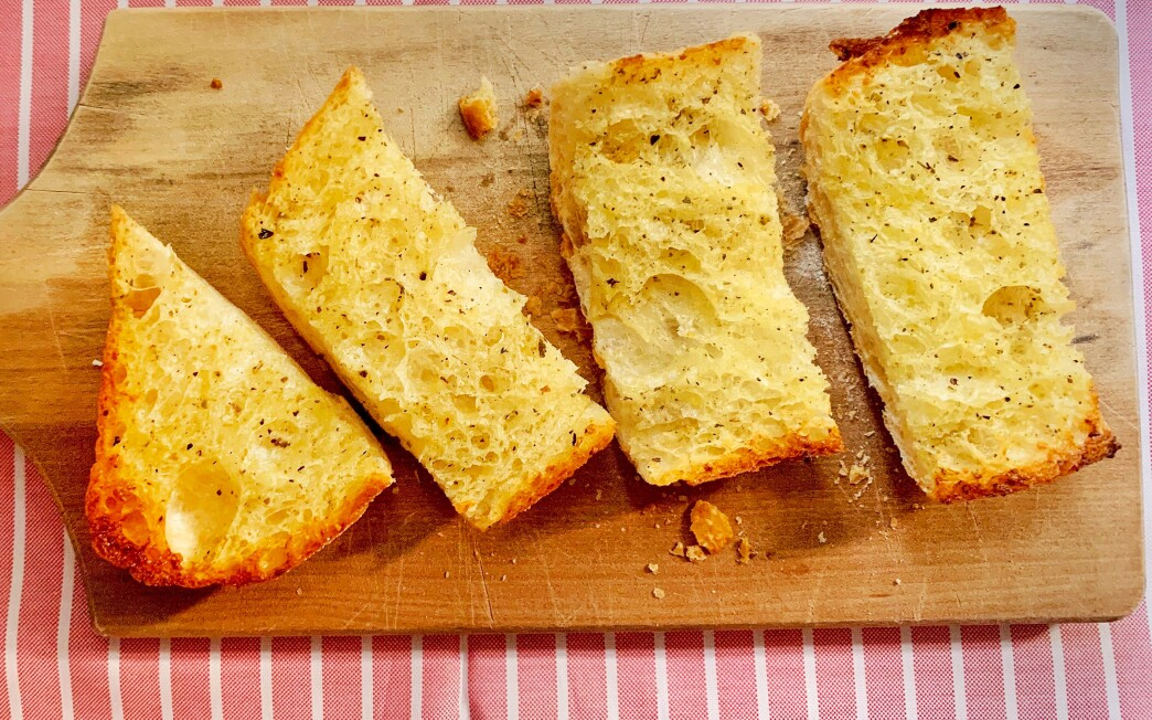 Buttery Garlic Bread Recipe Los Angeles Times