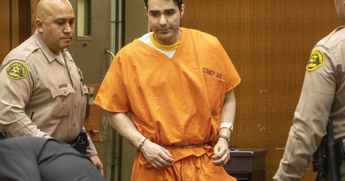 Ex-LAPD-officer verurteilt, die off-duty-Mord in Pomona verurteilt zu 40 Jahren zu Leben