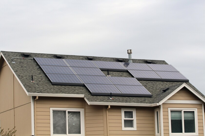 Homeowners have been installing solar panels at a record pace.