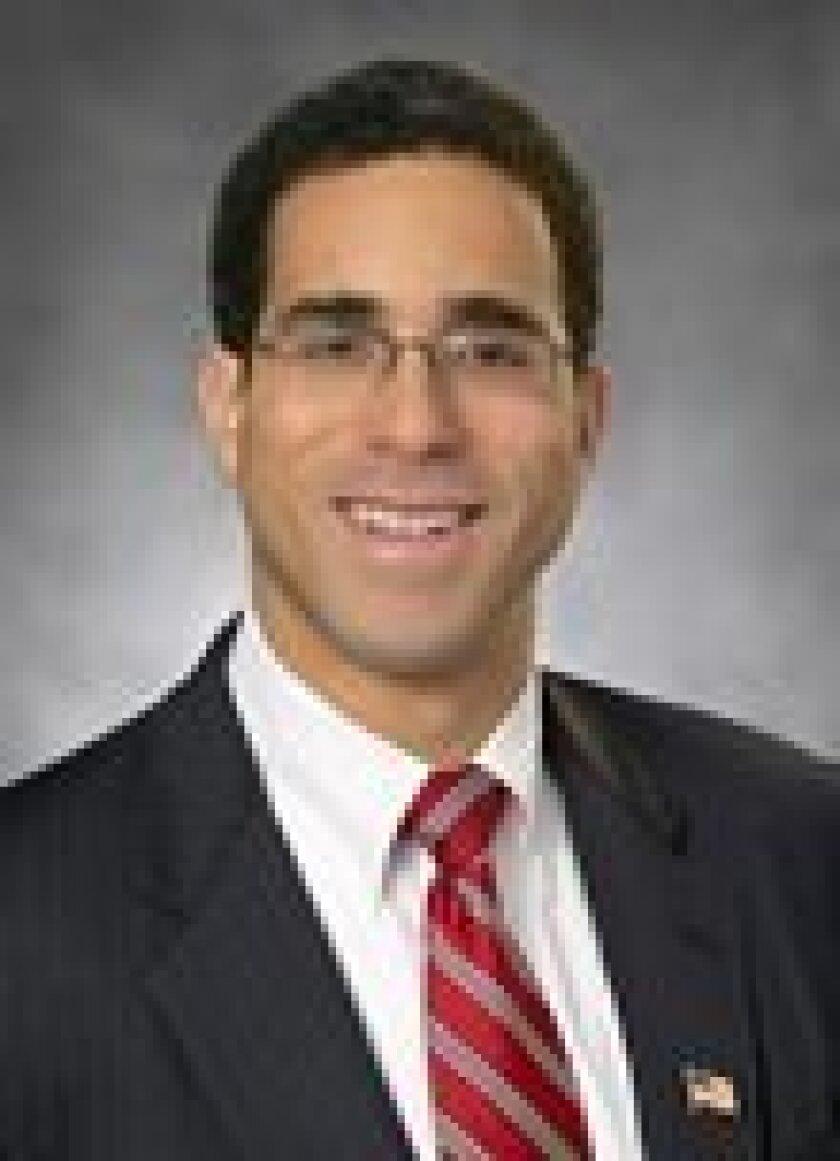 Dan Eaton, a San diego employment attorney at Seltzer Caplan McMahon Vitek.