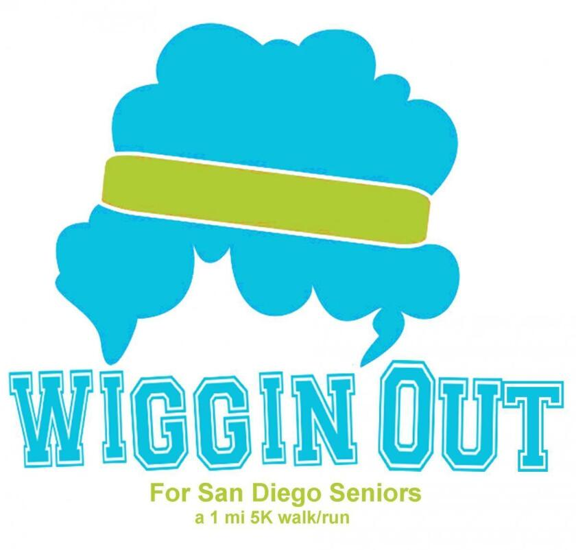 Wiggin Out for Seniors 5K and 1 mile run