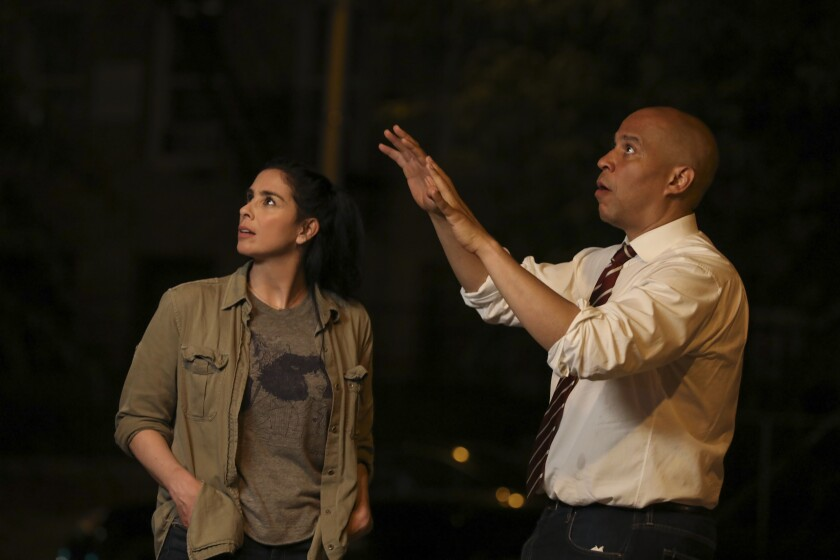 """Sarah Silverman and Cory Booker on """"I Love You, America"""""""