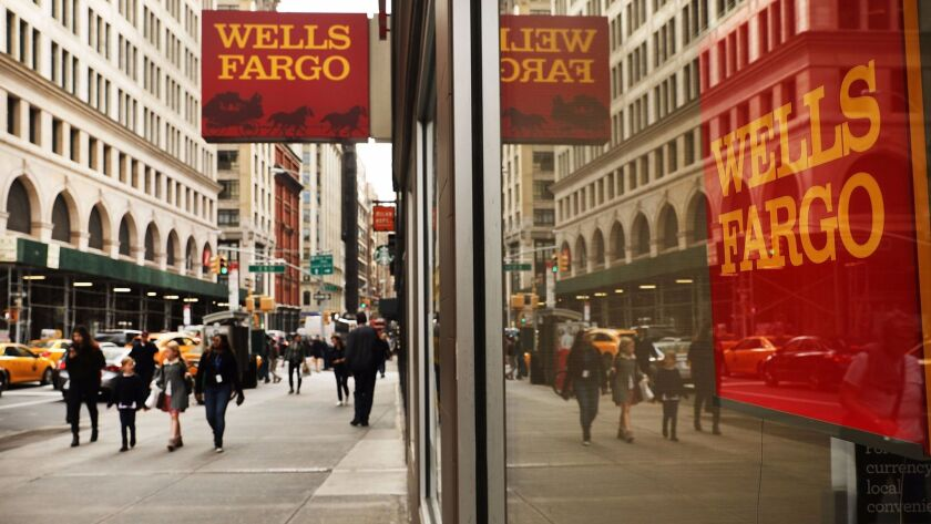 Wells Fargo Quarterly Earning Deliver Disappointing Result