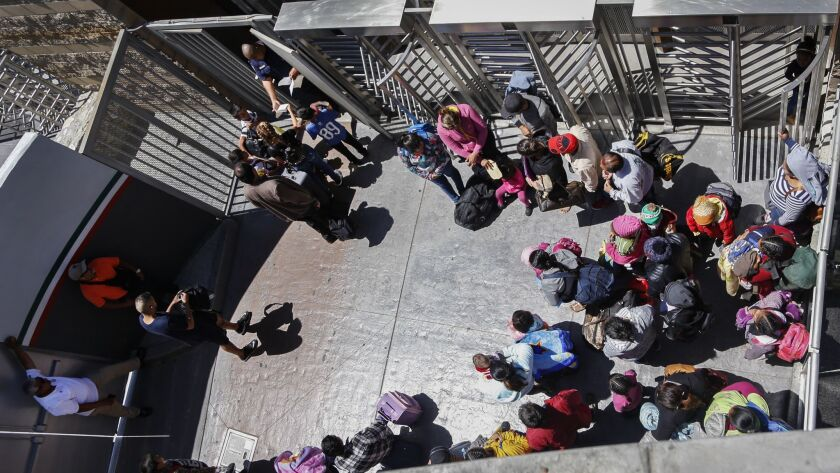 Asylum seekers in Tijuana find renewed hope following order ending family separation.