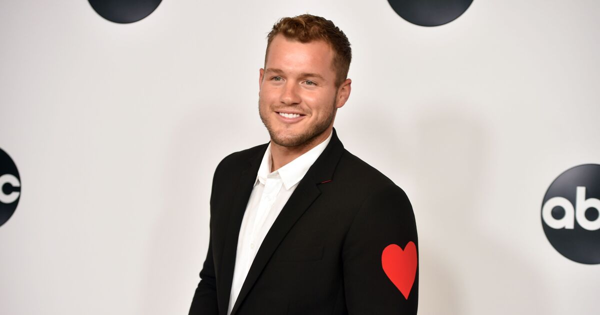 Colton Underwood says he was blackmailed into coming out