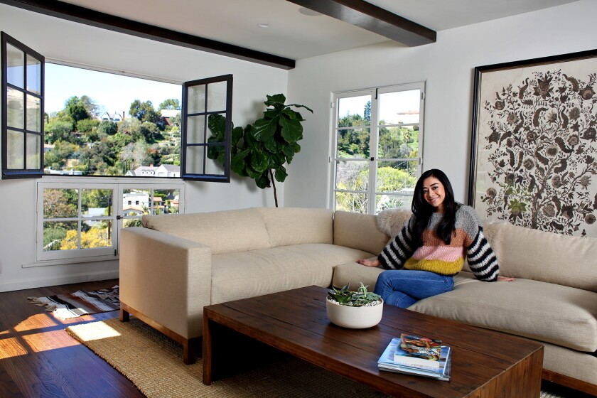 My Favorite Room | 'Lucifer' actress Aimee Garcia soars in her treetop sanctuary