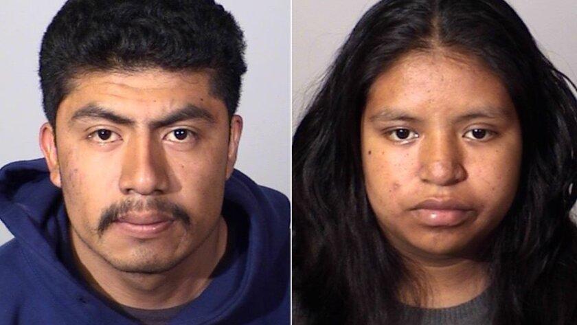 David Villa y Andrea Torralba dijeron matar a su hijo