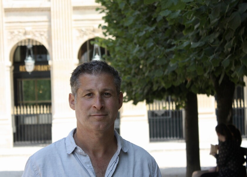 Bestselling author Chris Pavone''s book is THE PARIS DIVERSION (on-sale 5/7) author photo (credit