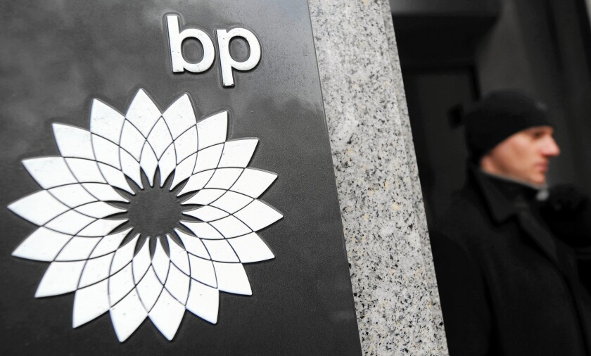 In a lawsuit, British energy giant BP is accused of overcharging California by as much as $300 million over eight years under a contract to supply natural gas to state agencies.