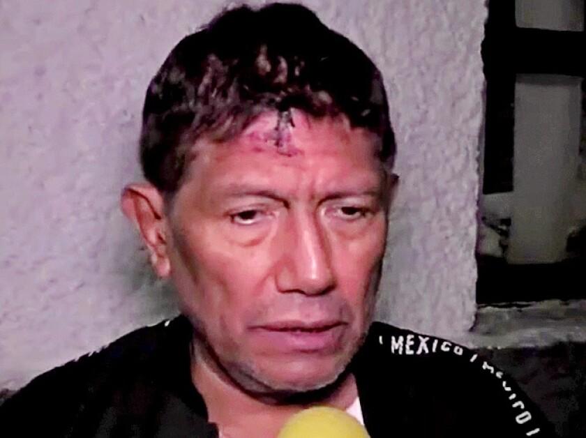 Golpean a Juan Osorio