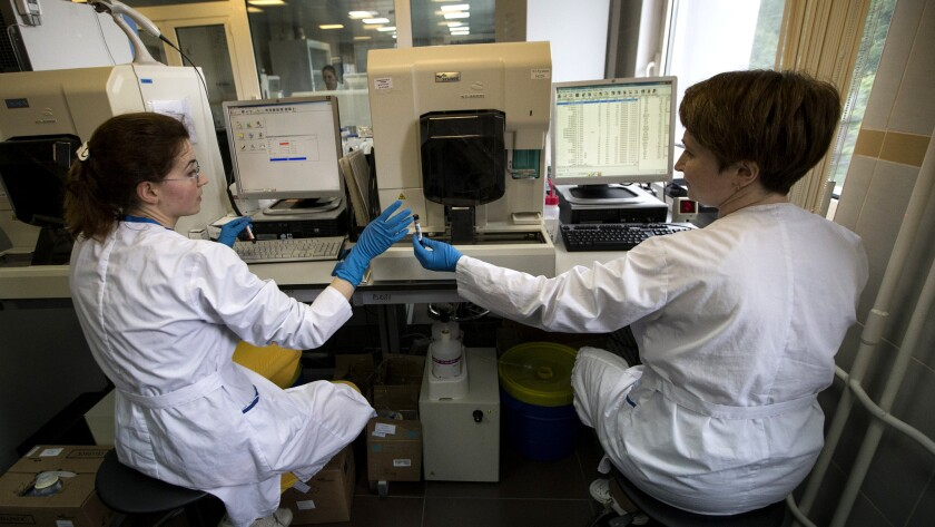 Anti-doping authorities report problems with Russian drug