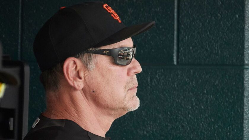 MLB: San Francisco Giants at Detroit Tigers