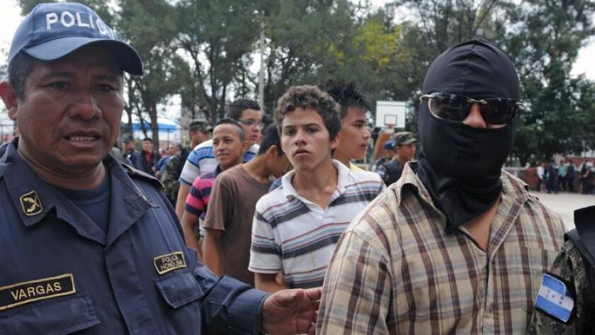 Las autoridades de Honduras enfrentan una ola de violencia que lleva ya varios meses y no parece aminorar.