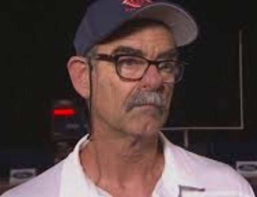 Chaminade football coach Ed Croson is hoping to get back onto the field for workouts next month.