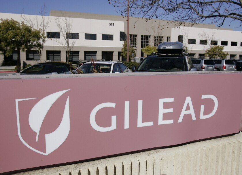 Gilead Sciences was charging $1,000 per pill for the hepatits C drug Sovaldi in 2013.