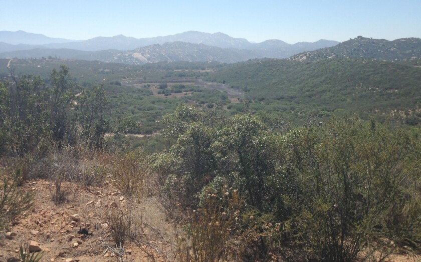 San Diego County estimates $3 million will be needed to fund trail and other enhancements at a new preserve.