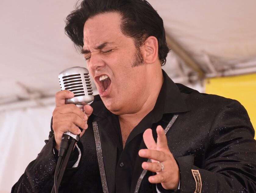 Elvis Festival in Garden Grove